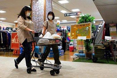 Japón reporta más de 200 casos de coronavirus por primera vez en más de dos meses