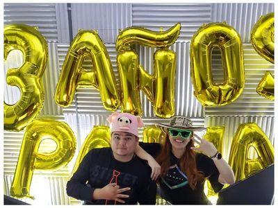 ¡Palma FM celebró tres años al aire!