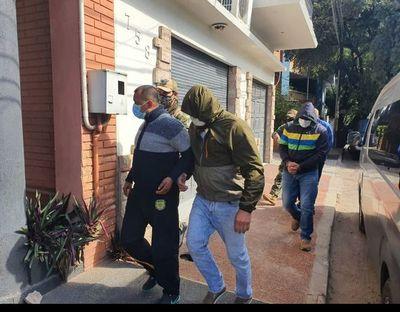 Prestan declaración los cuatro involucrados en el arsenal incautado ayer en Luque