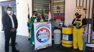 Cooperativa Luque inaugura moderna sucursal para brindar comodidad a los socios • Luque Noticias