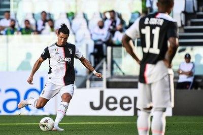 Cristiano Ronaldo y Juventus siguen imparables en Italia