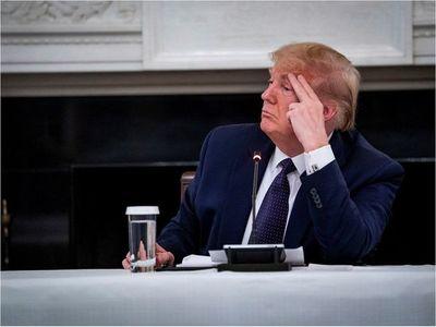 Trump asegura que EEUU se recuperará pronto de plaga de China