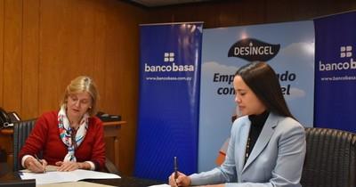 Basa y Desingel se alían para fomentar ingresos extras para emprendedores