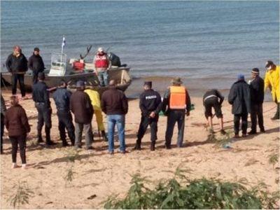 Tras 6 días de búsqueda, hallan cuerpo de pescador en el Paraná
