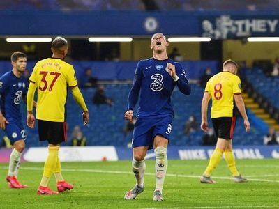 El Chelsea se recupera con una  victoria ante el Watford