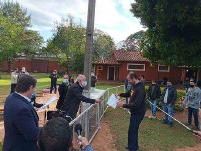 Guairá: Albergados vuelven a sus hogares tras cumplir cuarentena