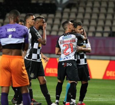 Fernando Cardozo sigue sumando minutos con el Boavista en Portugal