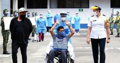 México es ya quinto país con más muertes por COVID-19, superando a Francia