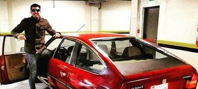 El sueño de Chiche que lo hizo realidad, coleccionar autos clásicos