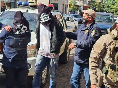 Imputan a tres personas por hechos vinculados al tráfico de armas