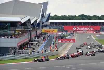 Siete meses después, vuelve la Formula 1