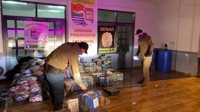 HOY / Detectan esquema de contrabando y tráfico de drogas en la frontera