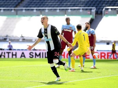 Nuevo gol de Miguel Almirón en la Premier League