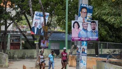 República Dominicana celebra elecciones generales, las primeras en América en medio de la pandemia