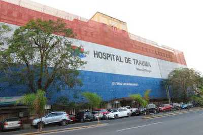 Aumenta la ocupación de camas de terapia intensiva en el Hospital del Trauma tras inicio de la fase 3 de la cuarentena