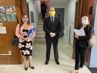 "Juan Galeano Grassi: ""Gracias a esta imputación felizmente podemos sacarle la careta al Ministerio Público"""