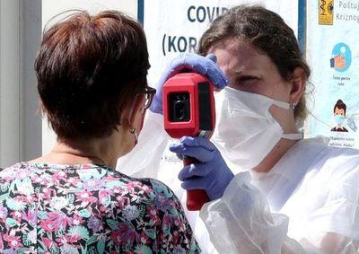 COVID-19: infectados suman 2.427