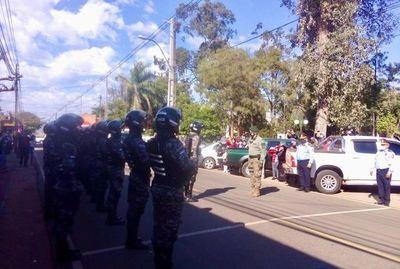 Grupo Lince llegó a Concepción y ya realizó primeras operaciones