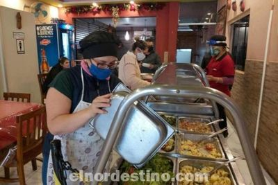 Las restricciones a tener en cuenta cuando visitamos el restaurante La Kaserita de Pedro Juan Caballero