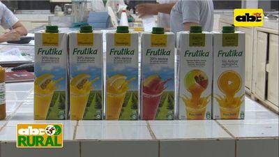 Diferencia entre jugos concentrados, nectares y bebidas