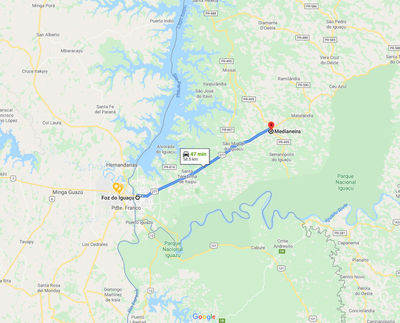 Alerta en la triple frontera por la fuga de 33 reclusos en Medianeira