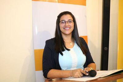 Andrea Flecha, jefa de Comunicación de la Cooperativa Sagrados Corazones Ltda