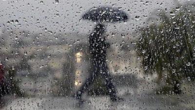 Pronostican lluvias dispersas para hoy
