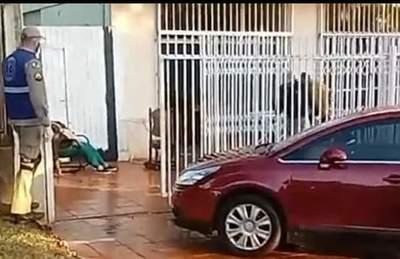 Matan a tiros a esposa de «Toma'i» Rojas en Foz de Yguazú