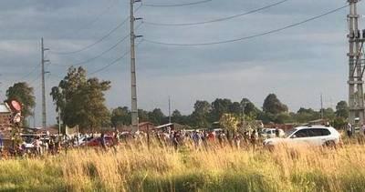 Fiscalía investiga carrera de caballos en Villa Hayes: Hubo aglomeración de personas y encima sin tapabocas