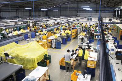 Maquiladoras exportaron por US$ 44,5 millones al cierre de junio