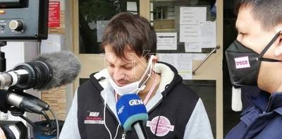 HOY / Ricardo Riquelme, padre de Lucas, el niño baleado por policías, sobre gastos para el tratamiento