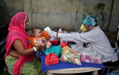 India se convierte en el tercer país del mundo con mayor cantidad de casos de Covid-19
