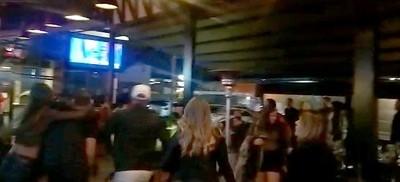 Susto por tiroteo entre brasileños en Capitao Bar en Ciudad del Este – Diario TNPRESS