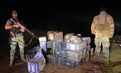 Marina y Senad incautan más de 643 kilos de marihuana en las costas del rio Paraná – Diario TNPRESS