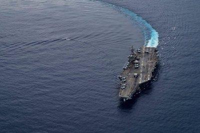 """China acusa a EE. UU. de """"segundas intenciones"""" por ejercicios en Mar Meridional"""