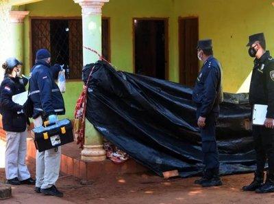 Crimen en Capiatá: policías fueron a la vivienda antes de la matanza · Radio Monumental 1080 AM