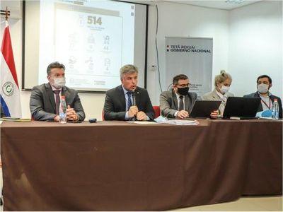 Comisión asegura que no hubo daño patrimonial en compras Covid