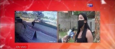 Intento de homicidio en asalto callejero