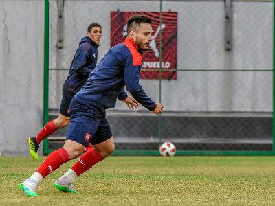 Cerro Porteño empieza a mirar su segundo amistoso