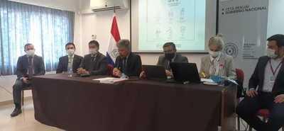 Comisión especial de compras Covid-19 presentó su rendición de cuentas