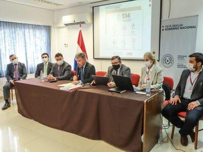 Comisión asegura que no hubo perjuicio en procesos licitatorios