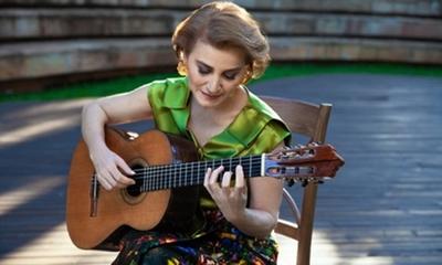 Berta Rojas dará un recital desde su casa