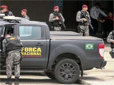 Alerta en frontera ante peligro por posible ingreso de delincuentes fugados en Brasil
