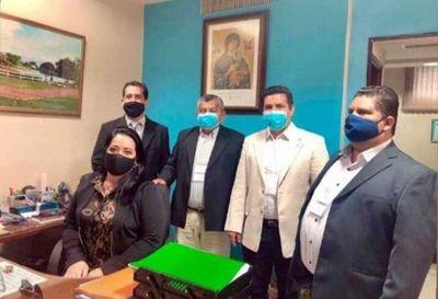 Concejales serviles fueron rajados de la Comisión Especial de la Cámara de Diputados