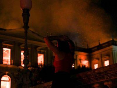 Concluyen investigaciones por incendio del Museo Nacional