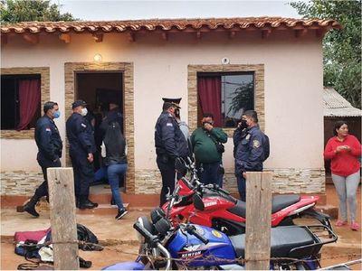 Cuatro detenidos tras asalto en J. Augusto Saldívar