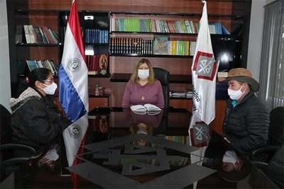 Fiscal General recibió a padres de Edelio Morínigo
