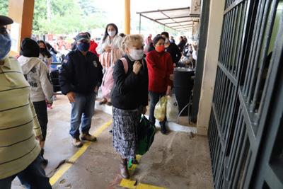 Presos en Tacumbú se manifiestan para volver a recibir visitas