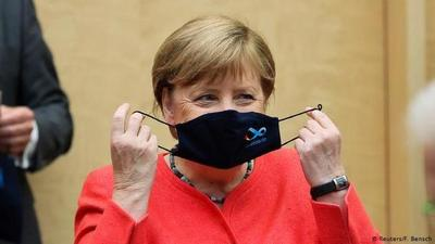 Debate en Alemania sobre levantamiento de uso de mascarillas