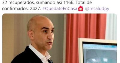 """Fin del Mazzotuit: """"Era lo único que hizo y hacía bien este bochornoso"""", criticó Eduardo González"""